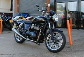 2009 - TRIUMPH BONNEVILLE 865, IMMACULATE CONDITION, £4,990 OR FLEXIBLE FINANCE