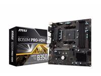 Brand New MSI Ryzen B350M PRO-VDHAM4 SOCKET MOTHER Motherboard