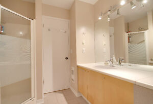 Condo on two floors 1 bedroom up and 2 down + 2 bathrooms West Island Greater Montréal image 8