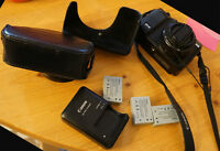 Canon G1X completely in new condition, very little used