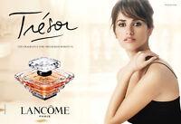 BRAND NEW LANCOME TRESOR  PERFUME - 3.4OZ. - $69.99