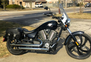 2008 Victory Vegas 8 Ball with Low KM's