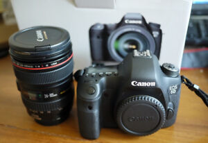 Cannon 6d 24-105mm kit Lens up for Grab !!