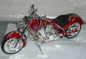 Diecast Arlen Ness Motorcycle (please read description)