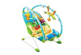 Tiny Love Gymini Bouncer- great for baby development
