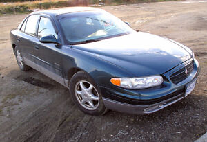 2000 Buick Regal supercharged