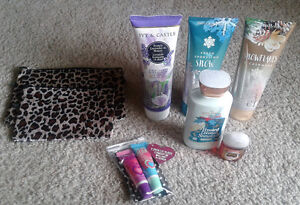 Body Lotions Etc Lot (not used)