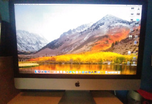 "HUGE 27"" iMac Powerful features! PRICE REDUCED...$1500 FIRM"