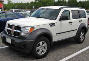 2007 Dodge Nitro Grey SUV, Crossover