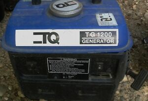 "ETQ - TG 1200 Generator ""For Parts"" $35.00 OBO"