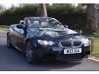 ****2008/58 BMW M3 E93 CONVERTIBLE DCT 4.0 V8 DAMAGED SALVAGE CAT D****