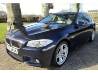 2011 BMW 520d 2.0 TD AUTO M-Sport - 56k miles!