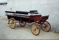 hitch wagons ? show cart? ready to show !