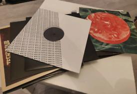 Dubstep, 140, and Grime vinyl record bundle