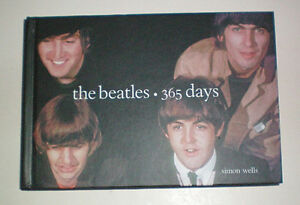 The Beatles 365 Days Hardcover Book