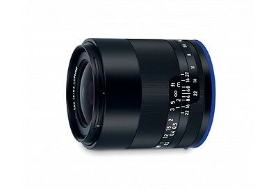 Zeiss 21mm Loxia f2.8 Sony E-Mount Objetivo