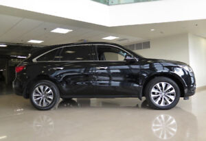 2014 MDX, TECH Pkg, ONLY 66K kms! 7-YR WARR.