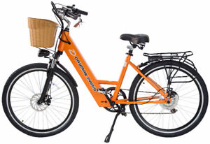 36V Paris eBike with Basket Included