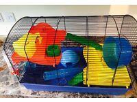 Hamster Cage starter pack