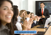 Intensive English lessons for professionals by Skype for $5,70