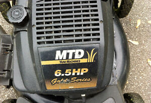 MTD 6.5HP GAS Push Lawnmover