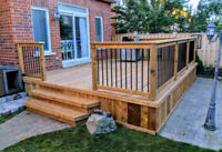 Deck Builder Starting from $11 SF