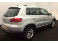 2013 VW TIGUAN 2.0 TDI BMT SE GOOD / BAD CREDIT CAR FINANCE AVAILABLE