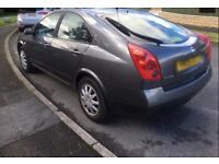 Cheap cars Nissan Primera for sale no time wasters