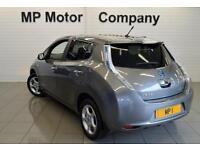 2013/13-NISSAN LEAF E ( 80KW ) AUTO ACENTA 5DR ELECTRIC HATCH,14-000M FNSH