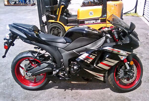 2008 ZX6R (Special Edition)