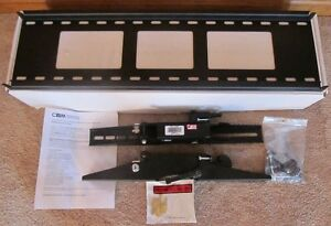 LCD PLASMA TV TILTABLE AND LOCKABLE WALL MOUNT NEW IN BOX Peterborough Peterborough Area image 1