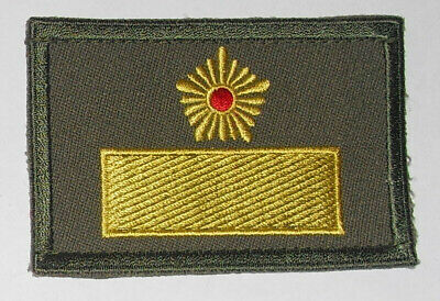 2 Dienstgradabzeichen NVA Generalleutnant Arm und Feldmütze