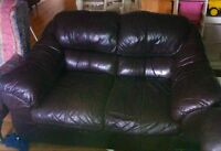 Ashley Furniture couch and love seat (sale pending)