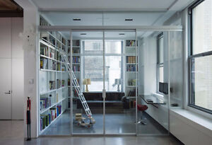 Glass and aluminum curtain walls from $49, Sun-room and more