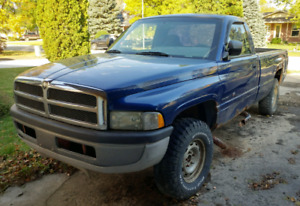 1994 Dodge truck long box
