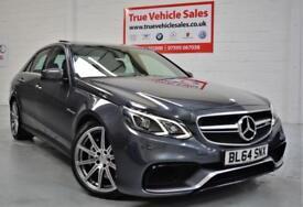Mercedes-Benz E63 AMG 5.5 V8 BI-TURBO 557bhp - LOW RATE PCP £479 PER MONTH