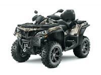 QUADZILLA XC850 EFI ATV 4X4 BRAND NEW £6916 +VAT