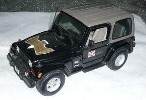 Diecast Jeep Wrangler Sahara **Free Shipping**