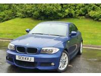 2011 BMW 1 Series 118d M Sport 2dr *** NEW TIMING CHAIN- £30TAX *** COUPE Diesel