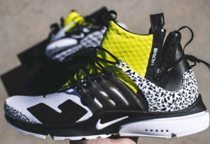 Nike acronym dynamic yellow size 8