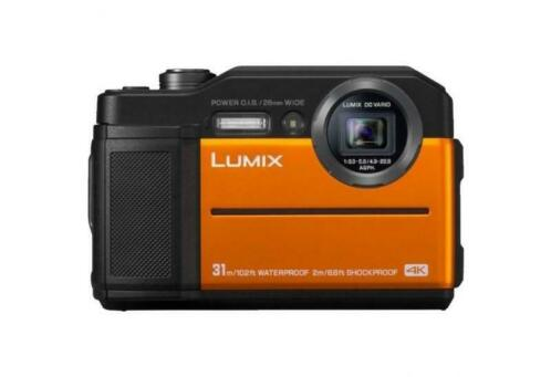 Panasonic Lumix DC-FT7 oranje