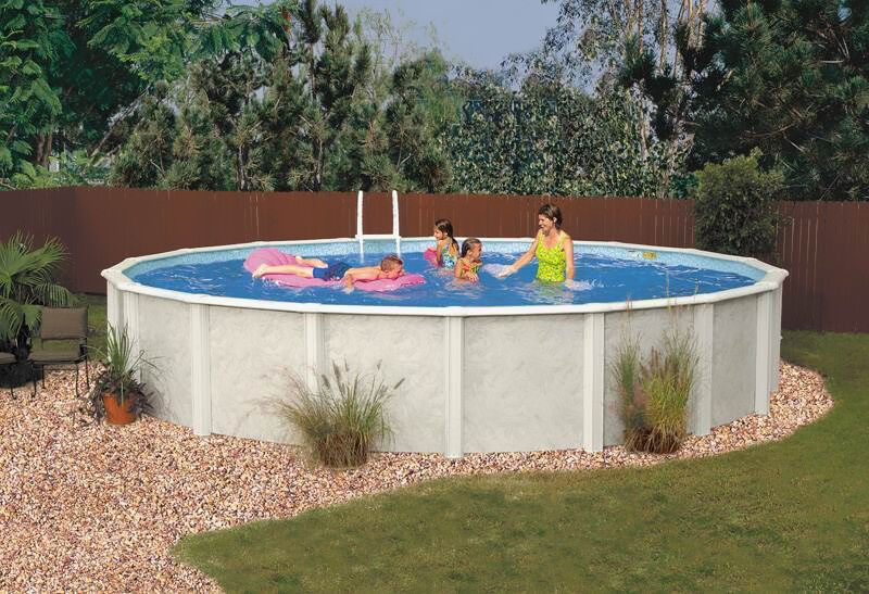 How To Disguise An Above Ground Pool Ebay
