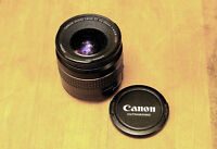 Canon 22-55mm zoom lens