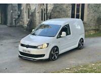 2014 Volkswagen Caddy C20 TDI STARTLINE BLUEMOTION TECHNOLOGY Panel Van Diesel M