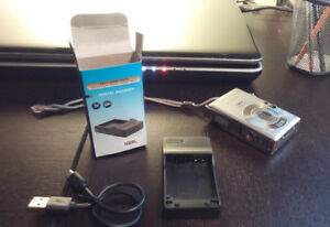 NB-9L NB9L USB Battery Charger For Canon