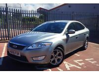 TITANIUM X FORD MONDEO 2009 1.8TDCI FSH LONG MOT 1 PREVIOUS OWNER [not Audi A6 bmw 5 passat]