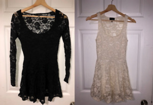Lace Dress from Aritzia- Size XXS