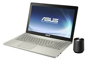 ASUS VivoBook Pro Touch Screen Laptop with SonicMaster Subwoofer Brighton-le-sands Rockdale Area Preview