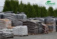 Paillis, couvre-sol et matériaux paysagés