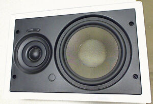 Moderno M6 in wall speakers